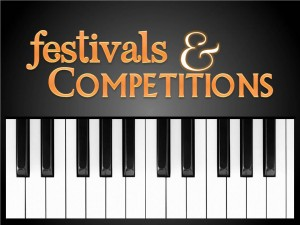 Banner music & piano competitions in Mississauga