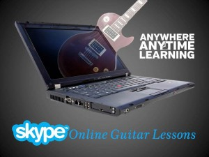 guitar lessons on your computer